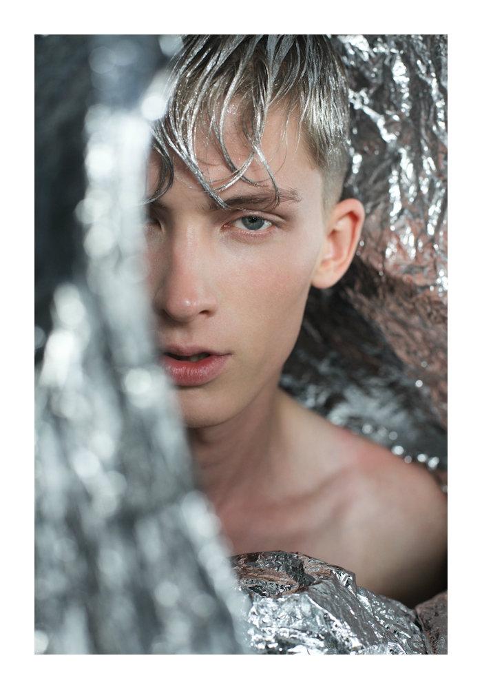 Portrait | Pavel Baranov by Nikolai de Vera