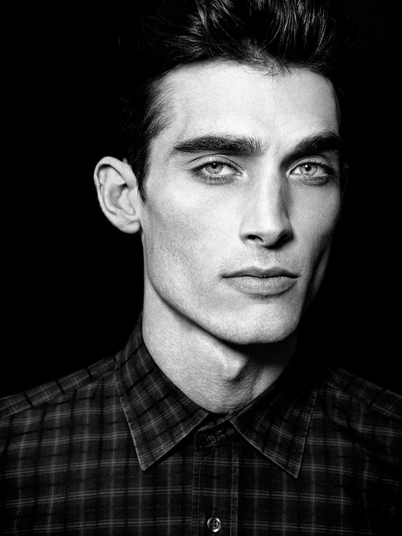 Portrait   Steven Keating by Richard Pier Petit