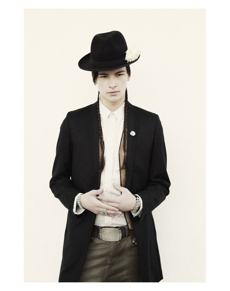 Hugh Vidler in The Proposition by Amanda Austin for Fashionisto Exclusive