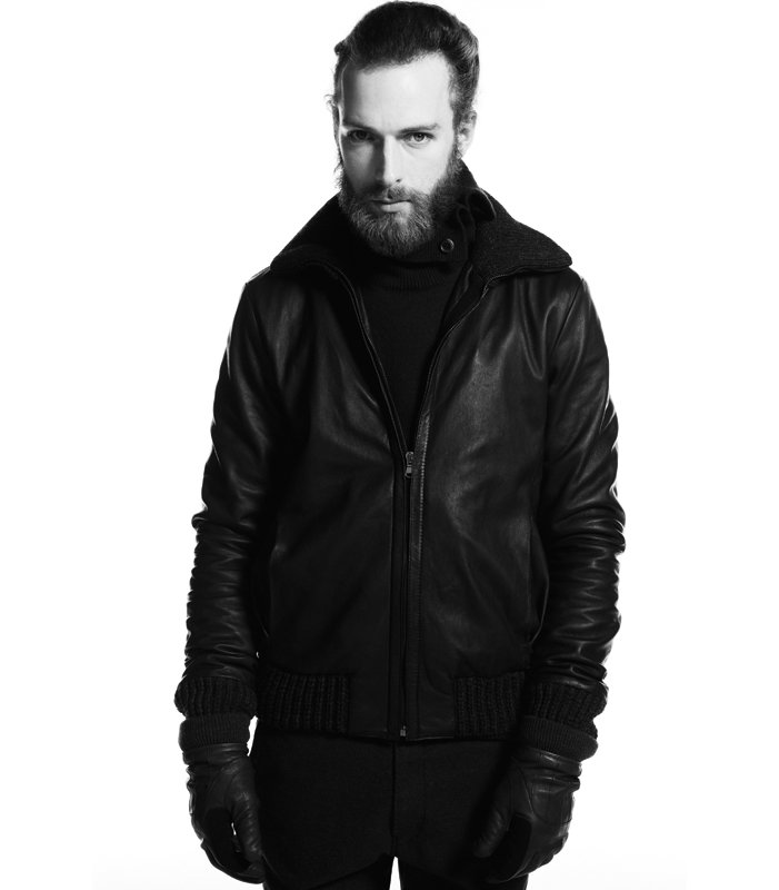 Will Lewis for Mauro Grifoni Fall 2011
