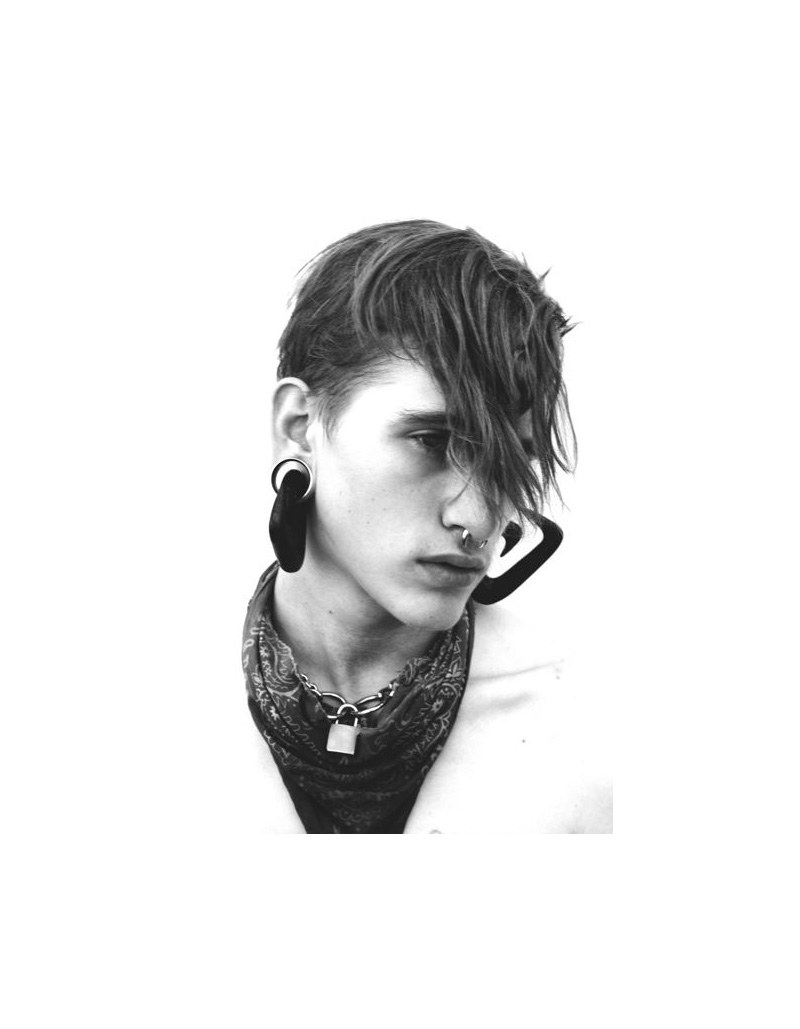Portrait   Eric Puzio by Roman