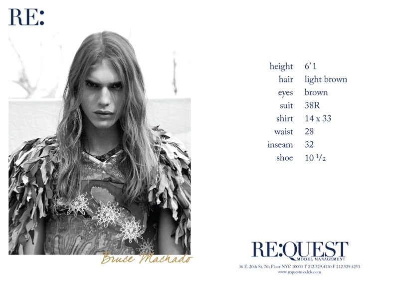 Request Spring 2012 Show Package   New York Fashion Week