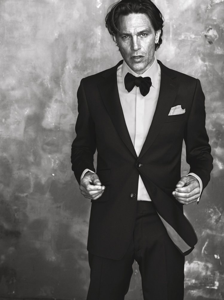 Andrè Van Noord by Tobias Lundkvist for New Tailor Club Fall/Winter 2011
