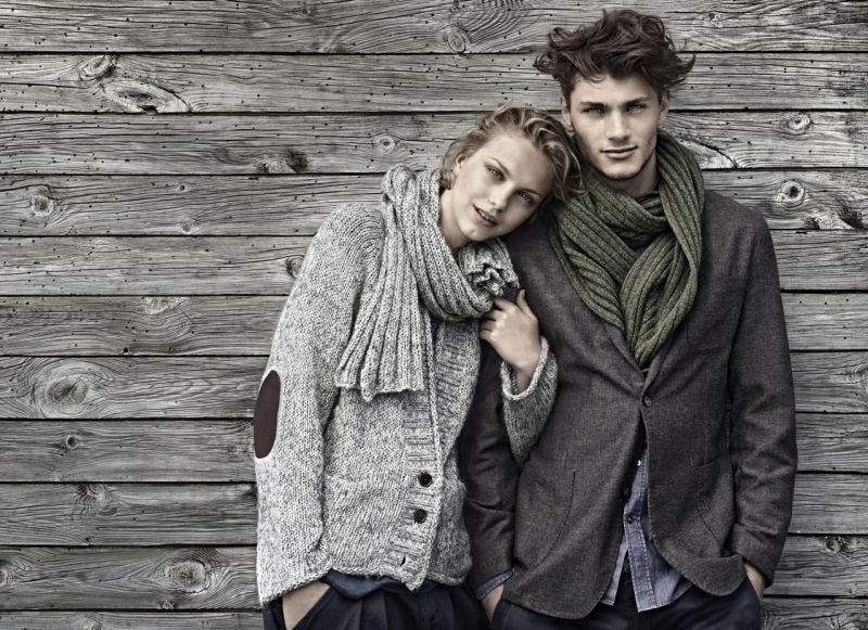 Oscar Spendrup & Texas Olsson by Carl Bengtsson for Boomerang Fall 2011 Campaign