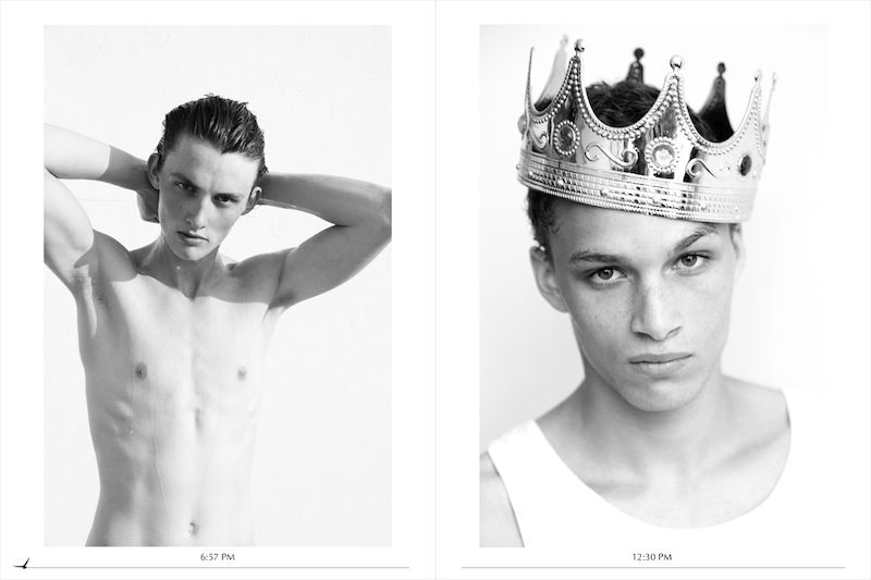 Lewis Valleau, Louis Mayhew & Chris Colton by Idris + Tony