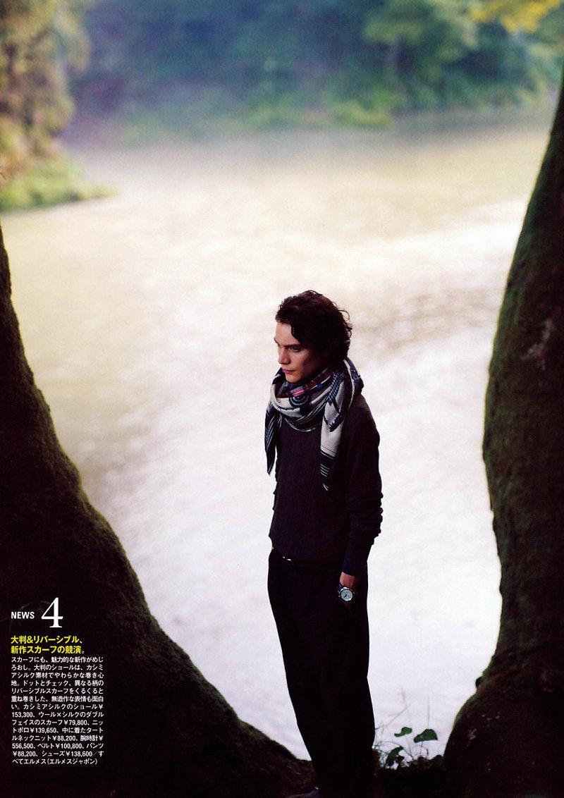 Jaco Van Den Hoven by Midori Tsunoda for Pen Magazine