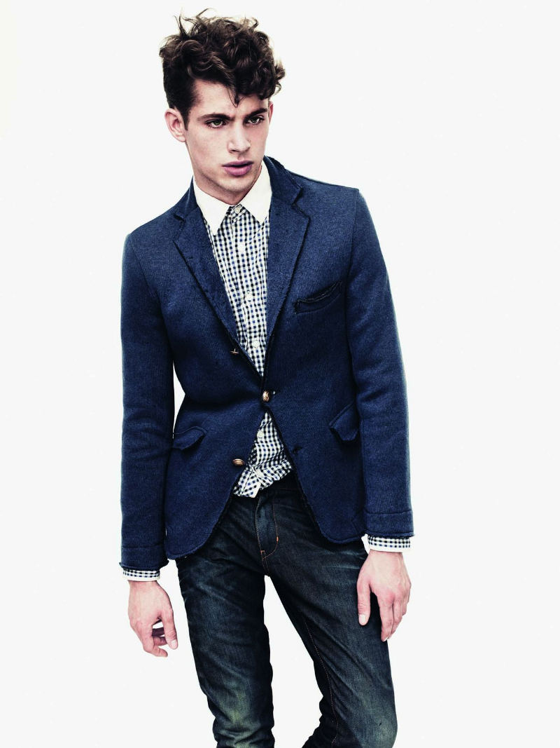 Jamie Wise for Zara Young Fall 2011 Campaign
