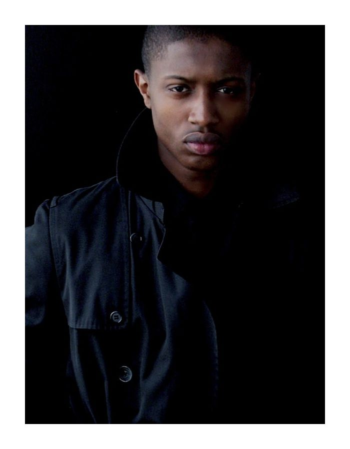 Portrait | Jeremy Boateng by Jean-Philippe Boucicaut