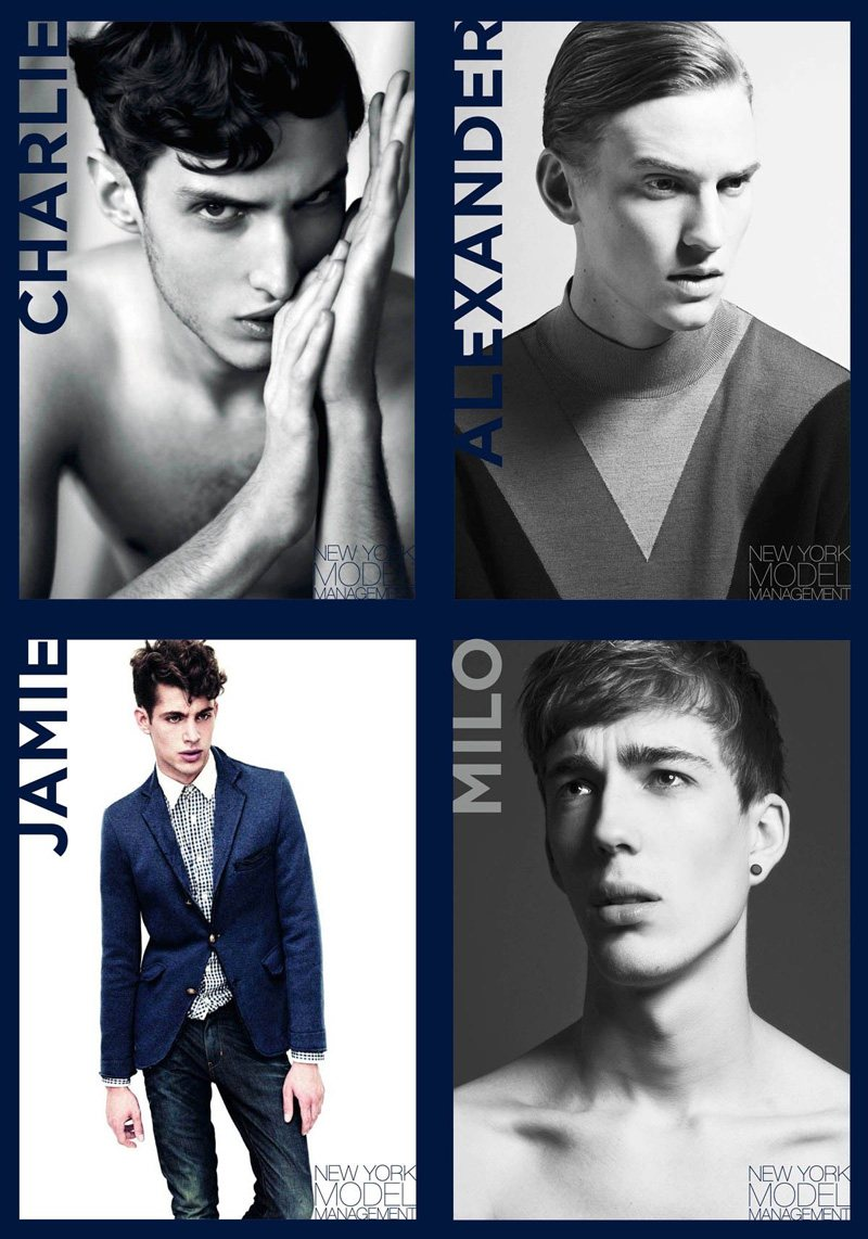 New York Models Management Spring 2012 Show Package | New York Fashion Week