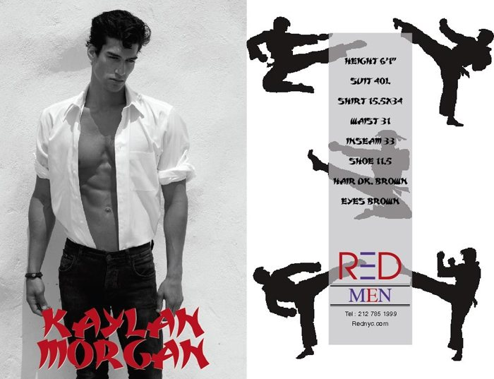 Red Spring 2012 Show Package | New York Fashion Week