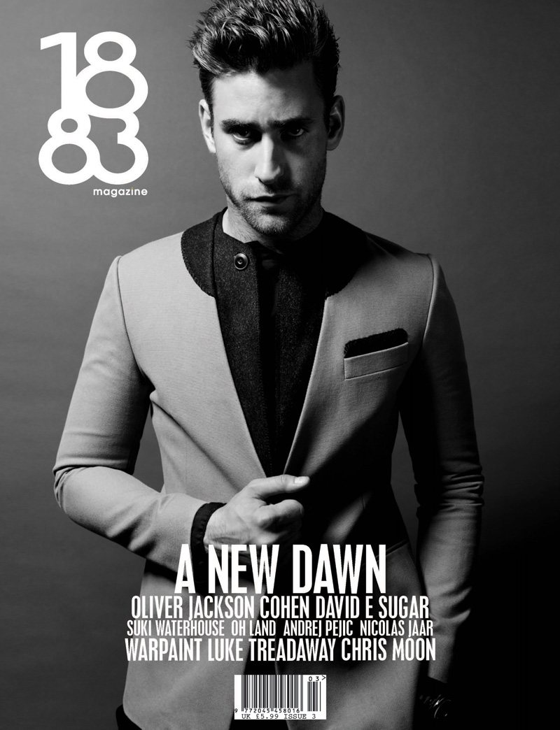 Oliver Jackson Cohen for 1883 Issue #3