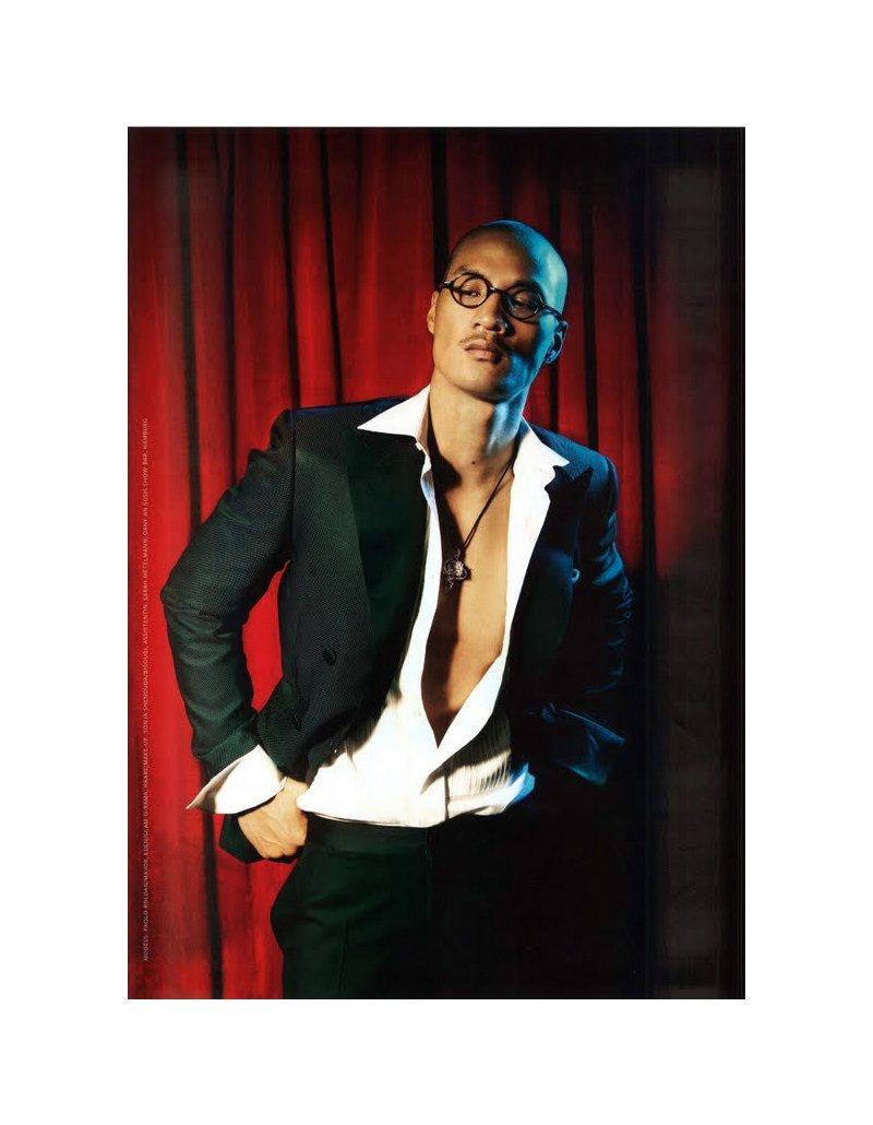 Snap! | Paolo Roldan for Men's Health: Best Fashion