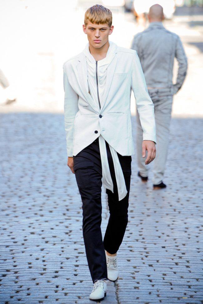 Buckler Spring 2012 | New York Fashion Week