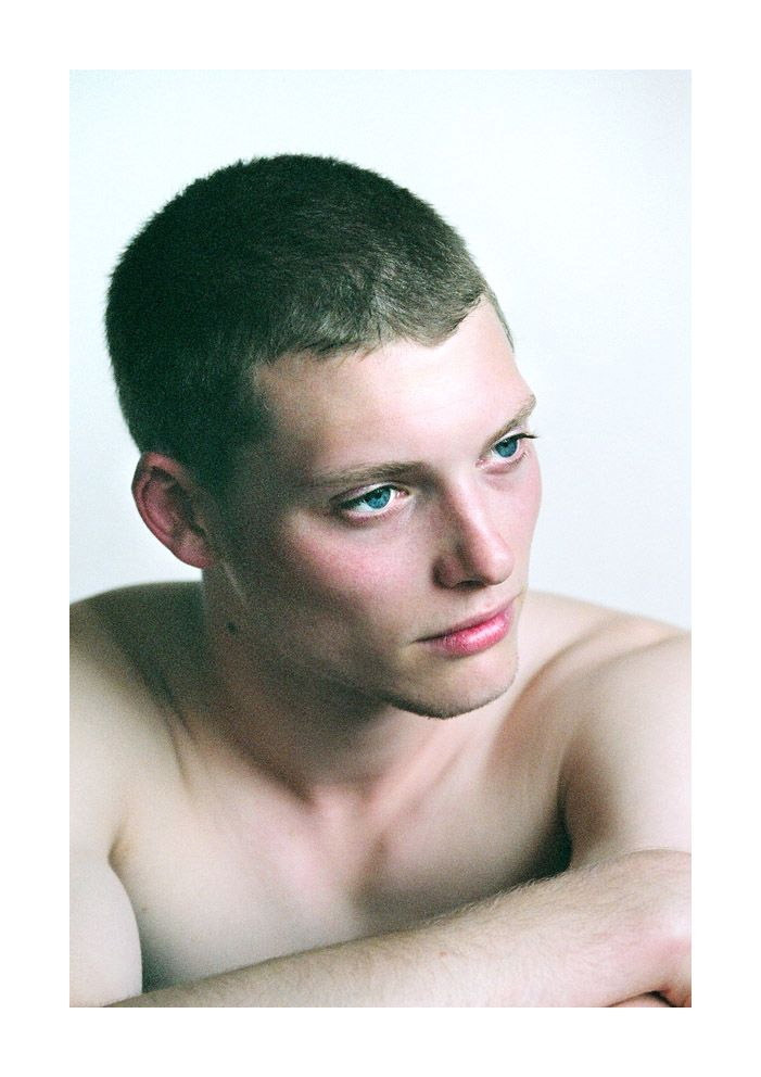 Portrait | Chris Rayner by Lucy Carr-Ellison