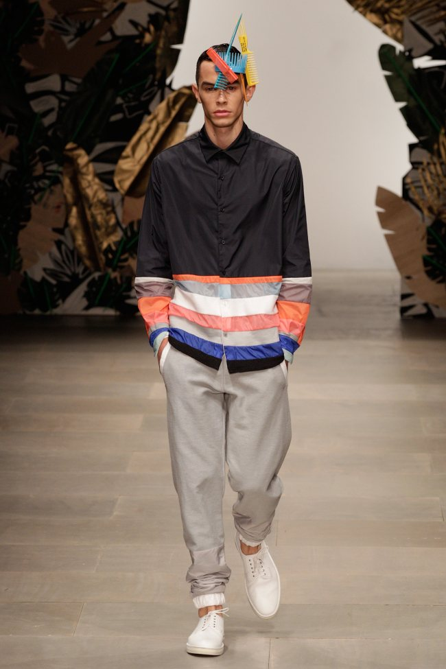 Christopher Shannon Spring 2012 | London Fashion Week