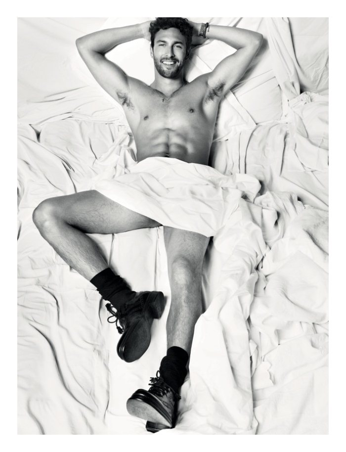 Noah Mills by by Giampaolo Sgura for Antidote Magazine