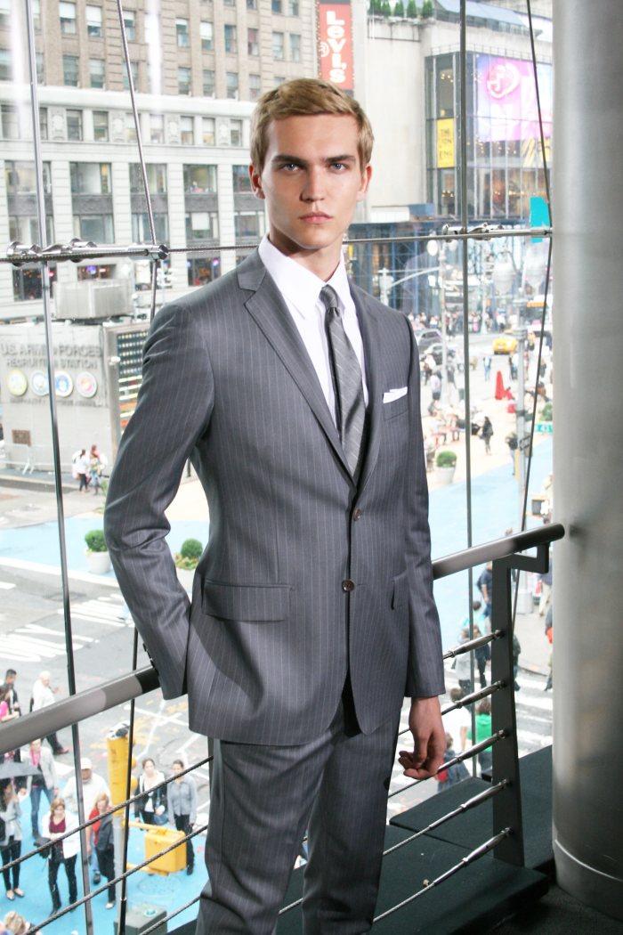 DKNY Men Spring 2012 | New York Fashion Week