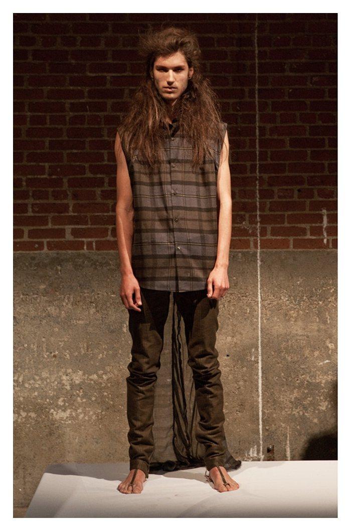 Dominic Louis Spring 2012 | New York Fashion Week