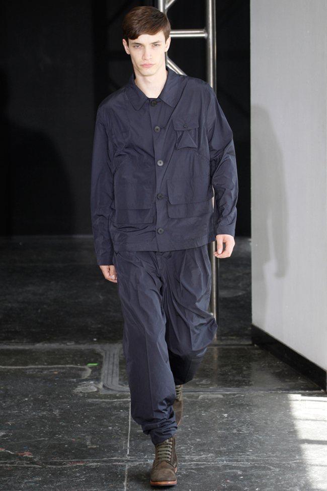 Duckie Brown Spring 2012 | New York Fashion Week