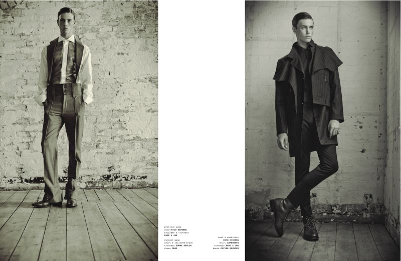 Jake Cooper by Charl Marais for 1883