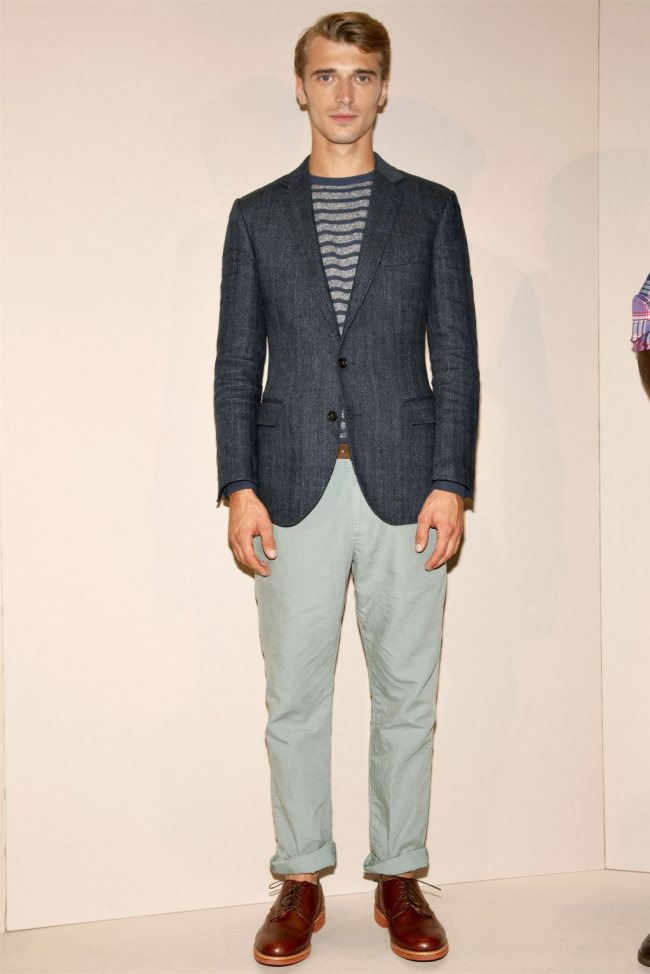 J.Crew Spring 2012 | New York Fashion Week