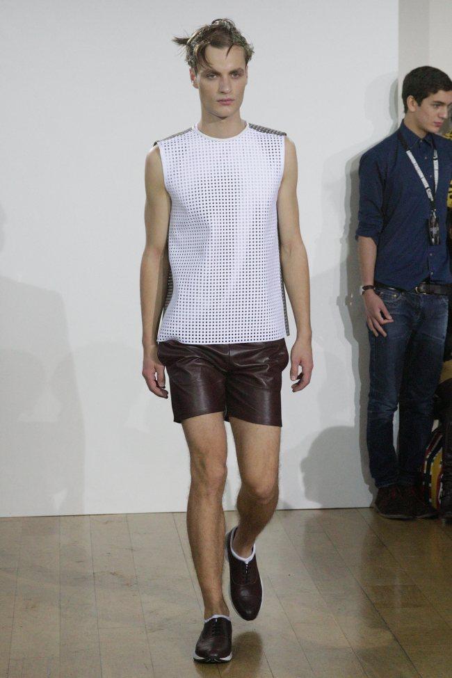 J.W. Anderson Spring 2012 | London Fashion Week
