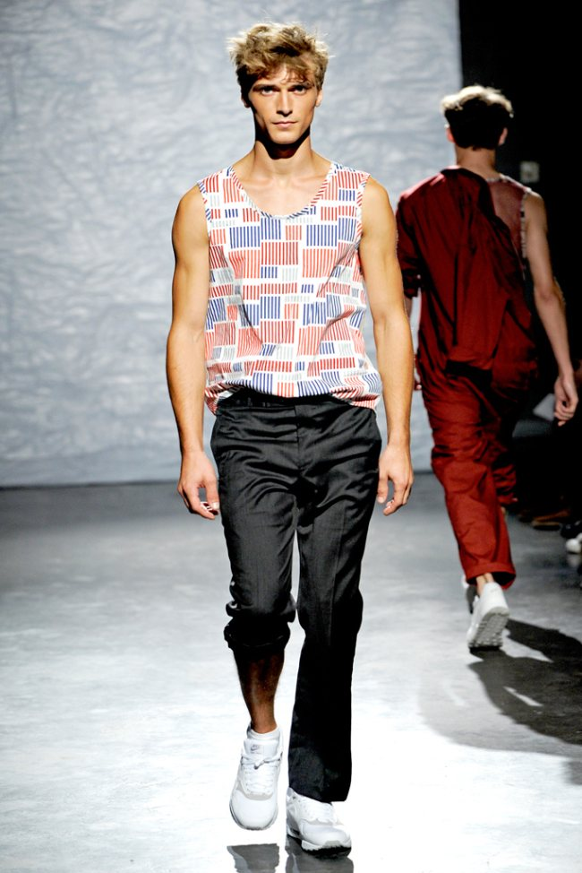 Loden Dager Spring 2012 | New York Fashion Week