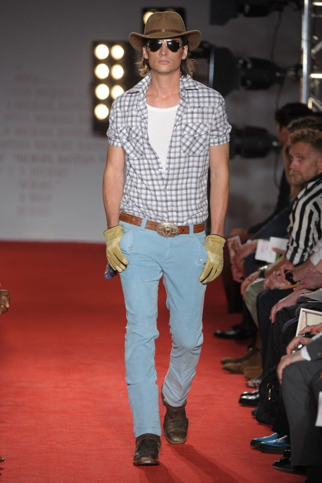 Michael Bastian Spring 2012 | New York Fashion Week