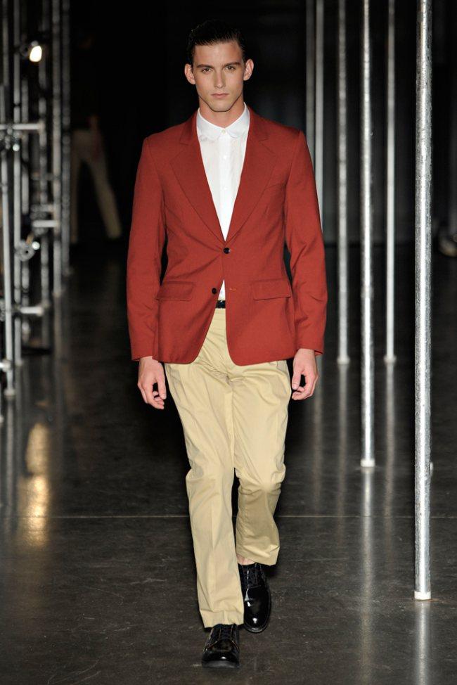 Patrik Ervell Spring 2012 | New York Fashion Week