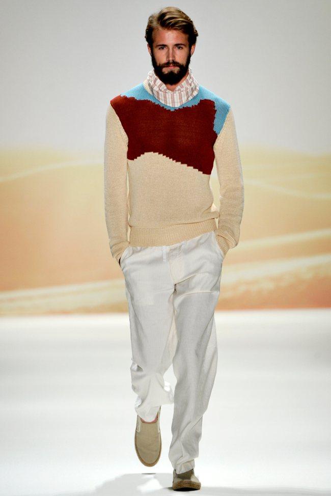 Perry Ellis Spring 2012 | New York Fashion Week