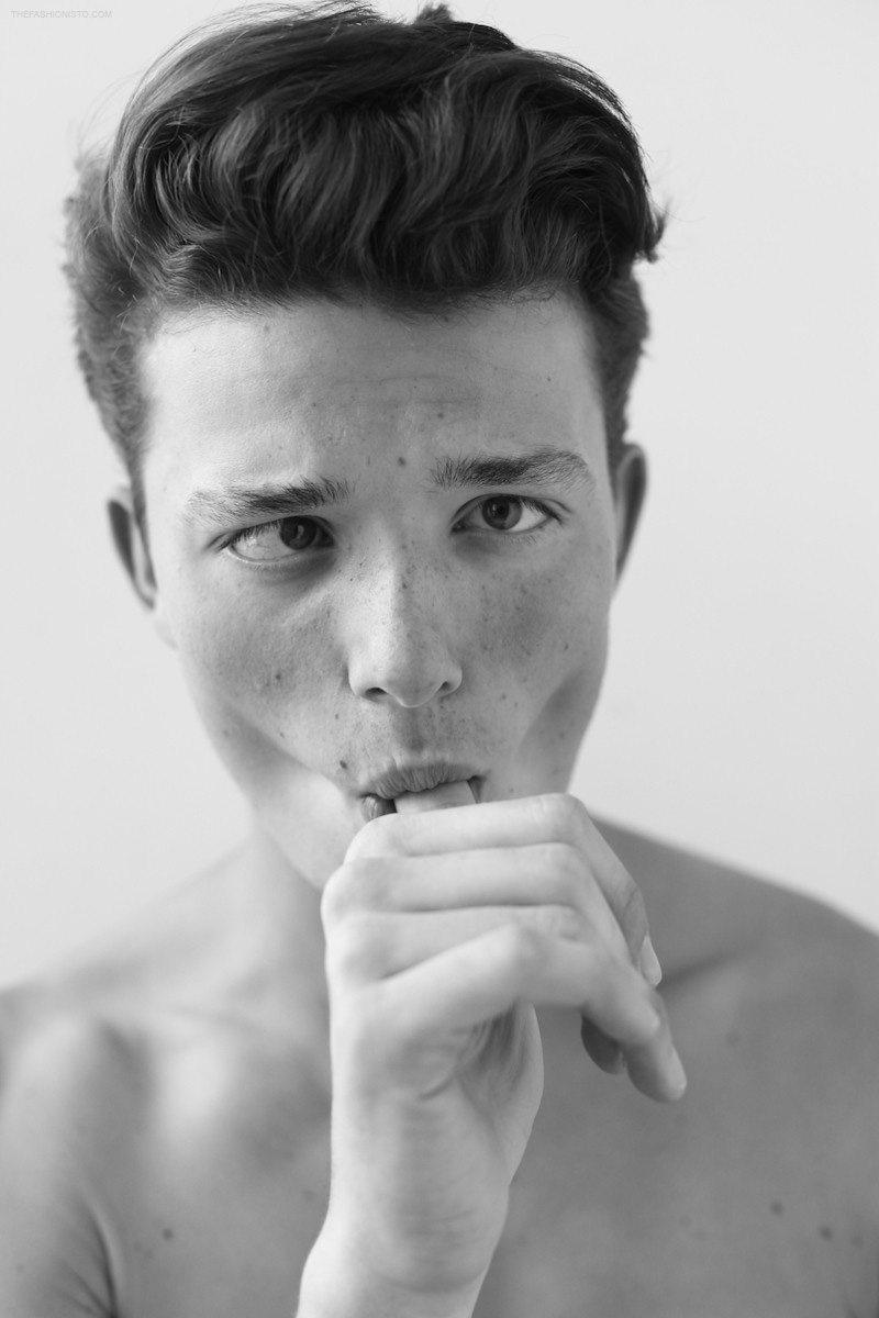 Casting Call: New York Fashion Week Spring 2012 Edition | Adrian Cardoso, Louis Galloway, Lowell Tautchin & Luka Badnjar by Nikolai de Vera