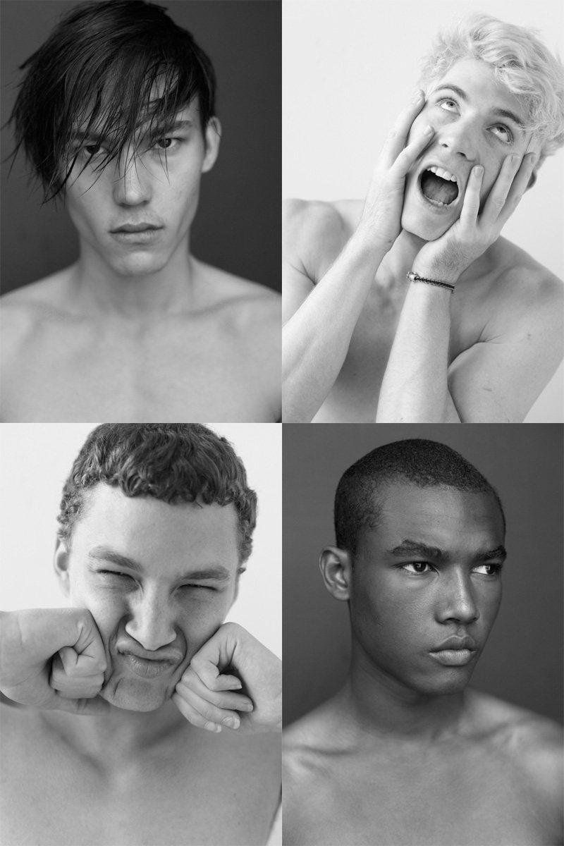 Casting Call: New York Fashion Week Spring 2012 Edition   Chris Colton, Lance R, Louis Mayhew & Seven by Nikolai de Vera