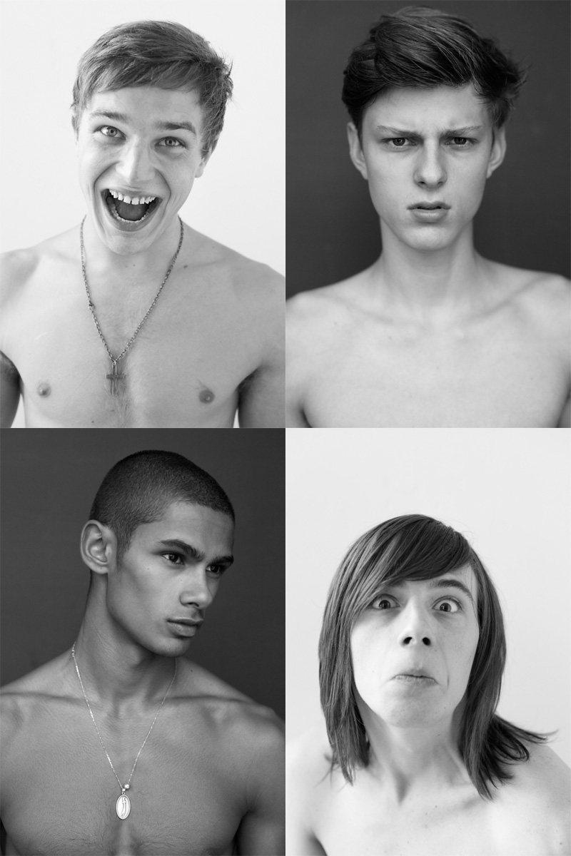 Casting Call: New York Fashion Week Spring 2012 Edition | Elvis Jankus, Eryck Laframboise, Jed Texas & Jackson by Nikolai de Vera