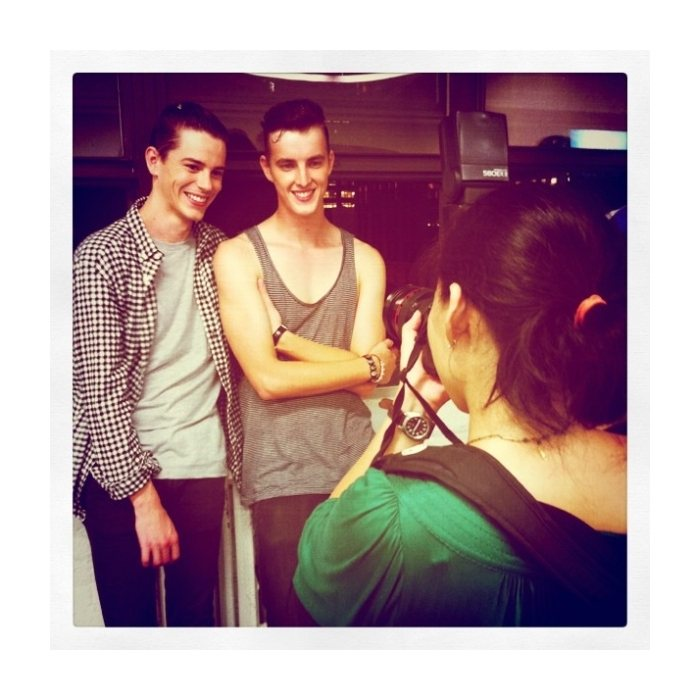 Behind the Scenes | Siki Im Spring 2012 by Nikolai de Vera