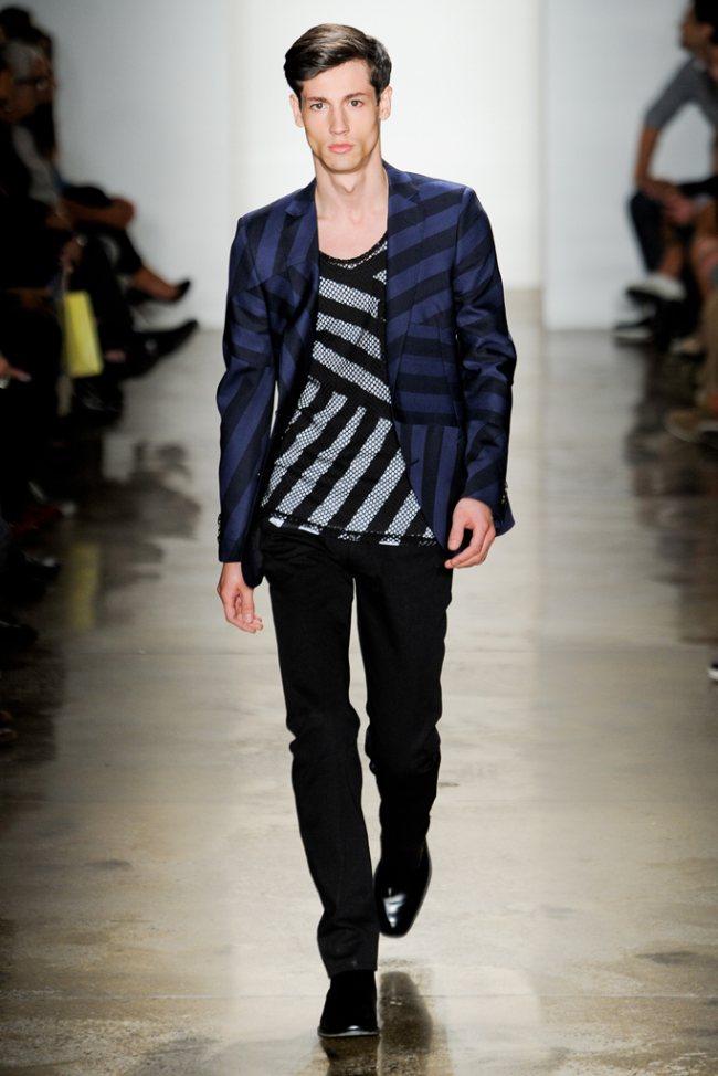 Simon Spurr Spring 2012   New York Fashion Week