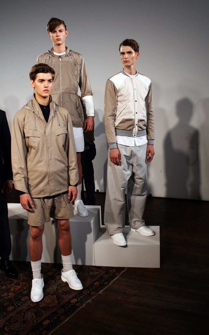 Tim Coppens Spring 2012 | New York Fashion Week