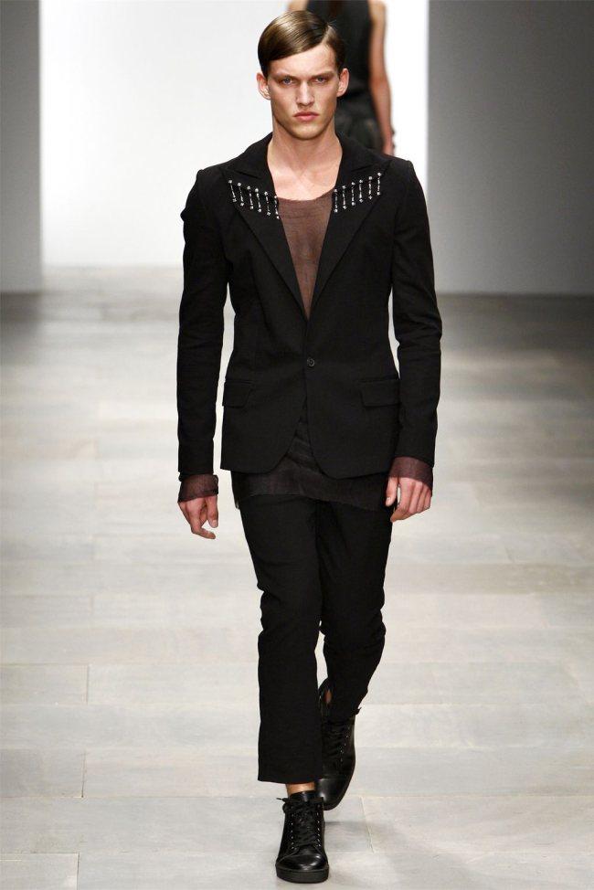 Todd Lynn Spring 2012 | London Fashion Week