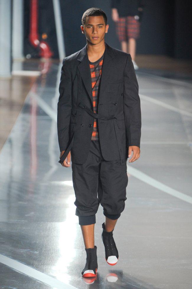 Y-3 Spring 2012 | New York Fashion Week