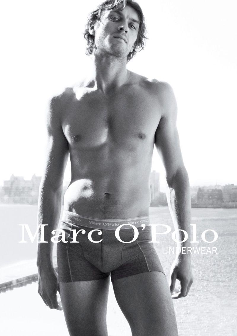 Joseph Green by Daniel Jackson for Marc O'Polo Fall 2011 Campaign