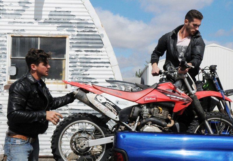 Ram Boneh & Ryan Bertroche by Samuel Zakuto for Hercules Universal