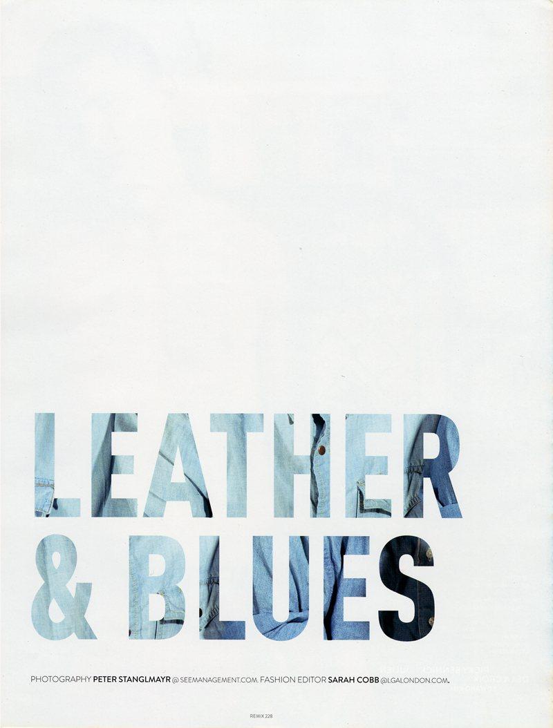 Charlie Westerberg, Matthew Hitt & Miles Garber by Peter Stanglmayr for Remix Magazine