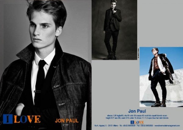 I Love Models Management Fall/Winter 2012 Show Package