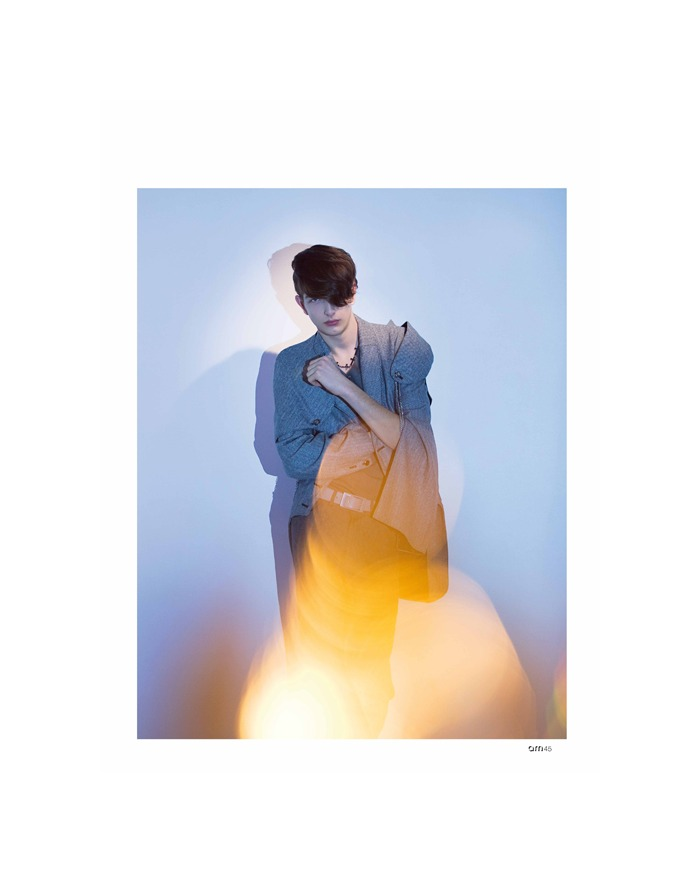 Kaan Tilki by Tanya Kechichian for And Men