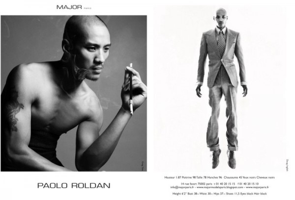 Major Paris Fall/Winter 2012 Show Package