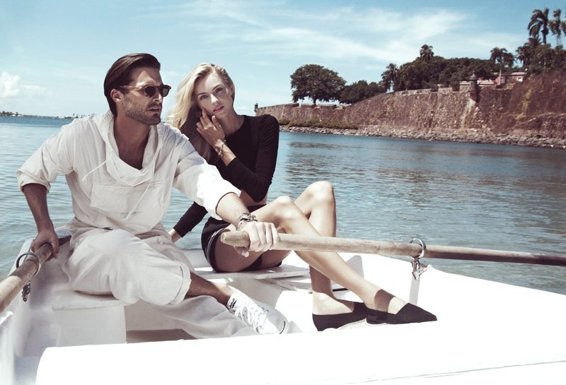 Ben Hill by Lincoln Pilcher for Vogue Australia