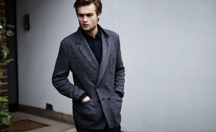 Douglas Booth by Laure...