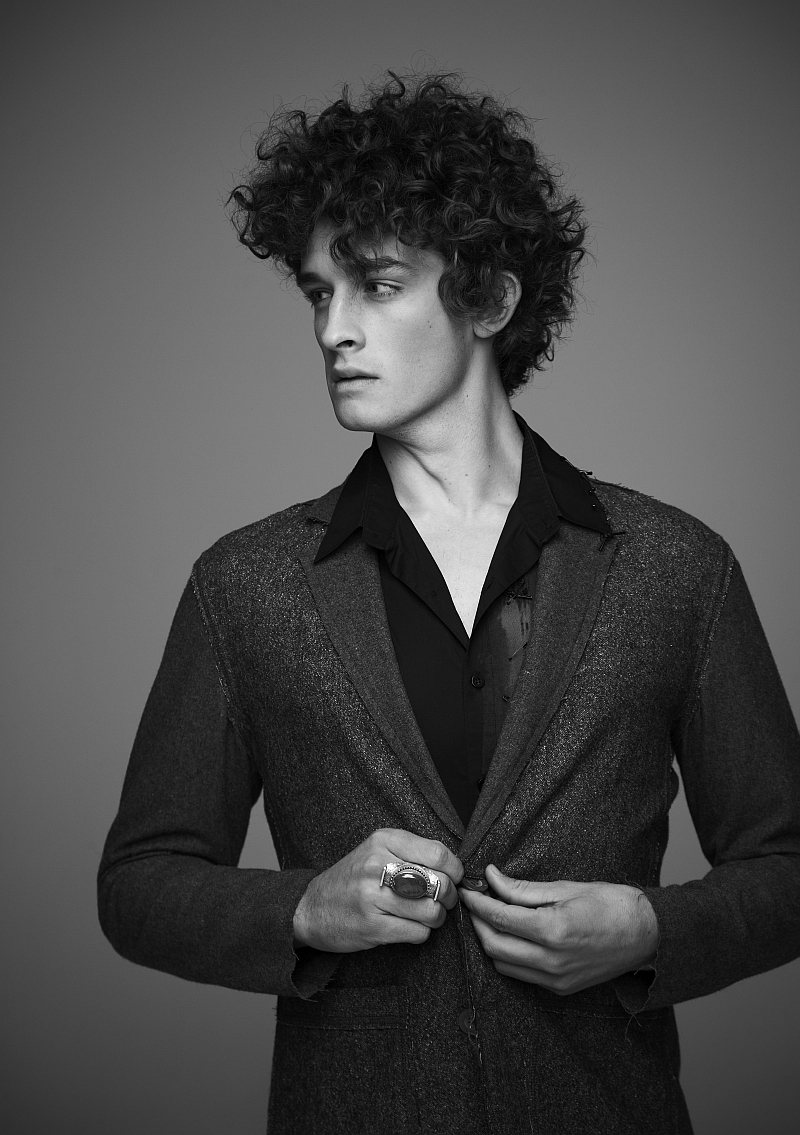 Portrait | Jacob Crumbley by Daryl Henderson
