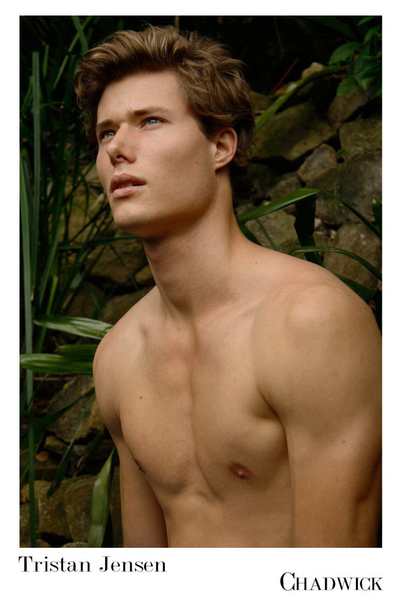 Tristan Jensen - 20 years-old, has Danish ancestry and is currently studying architecture.