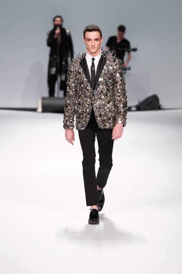 Frankie Morello Fall/Winter 2012 | Milan Fashion Week