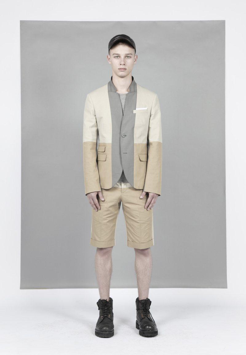 Neil Barrett Spring/Summer 2012 Pre Collection image